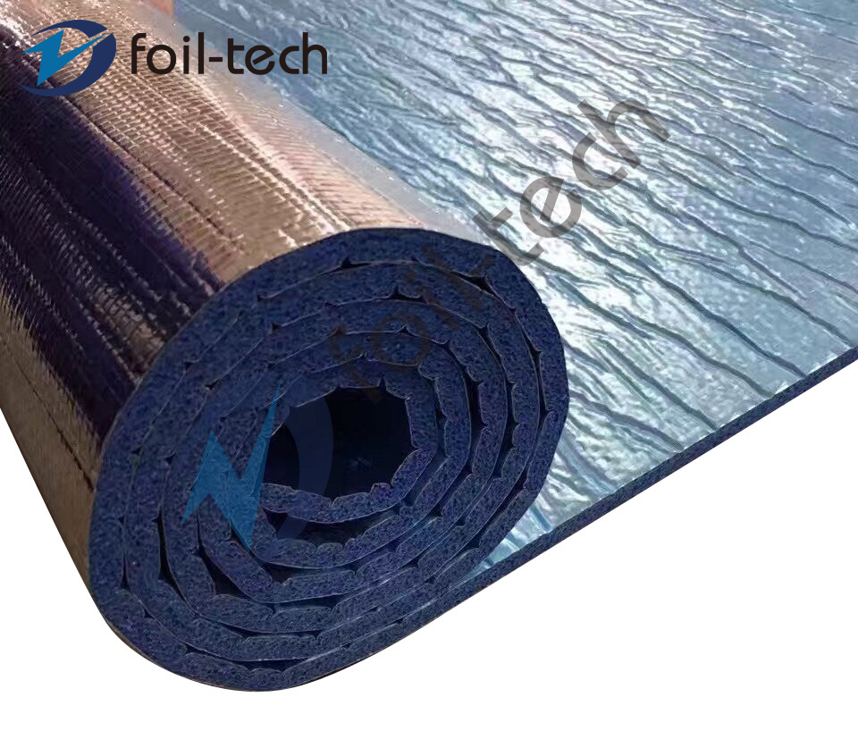 Aluminum Foil EPE/XPE Foam - Thermal Insulation Material